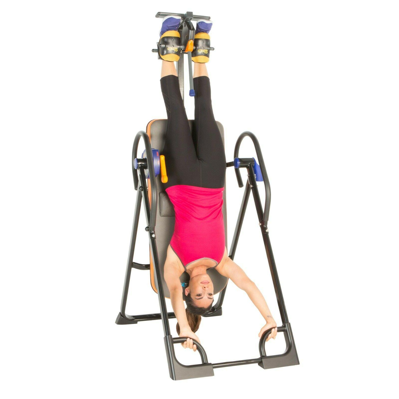 EXERPEUTIC Inversion Table Therapy Duty Pain