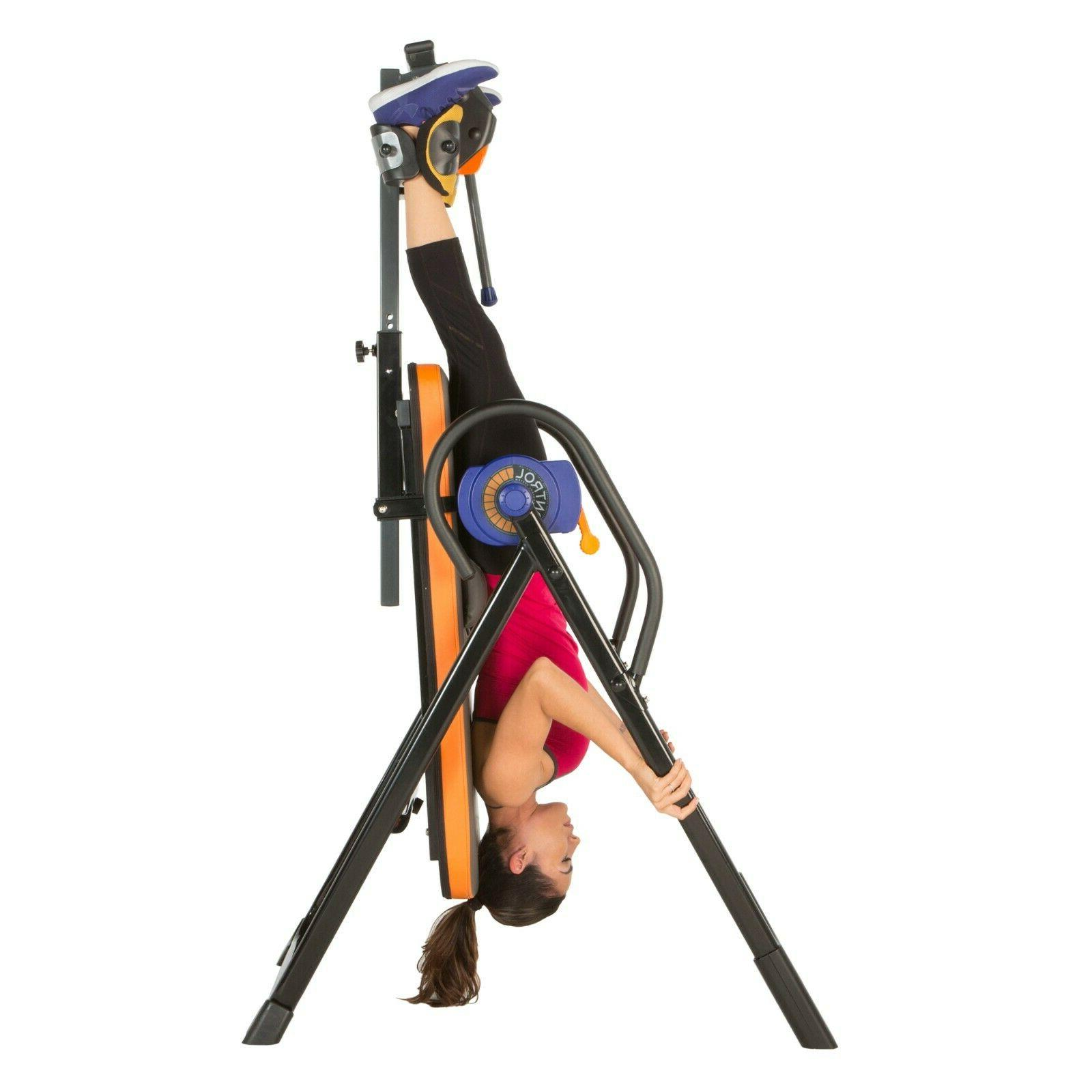 EXERPEUTIC Inversion Back Therapy Heavy Duty Pain