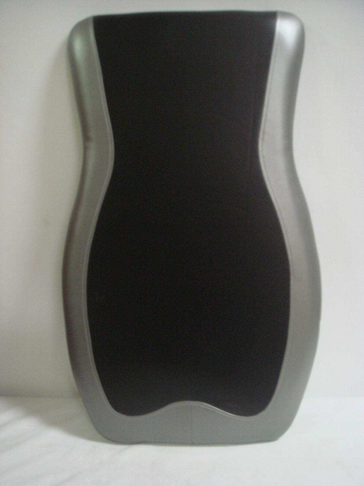 inversion table backrest pad