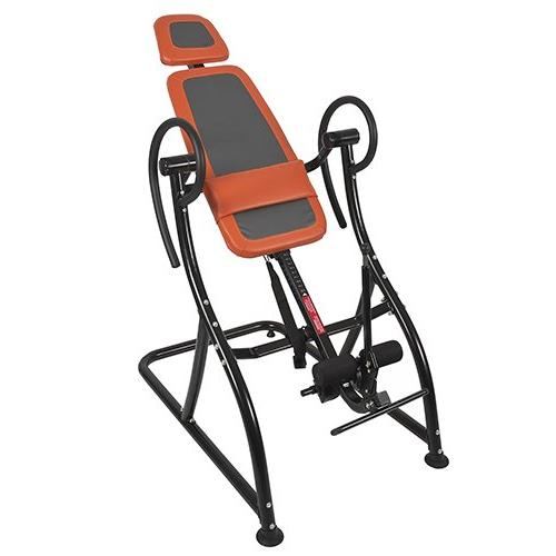 Inversion Table Deluxe Fitness Table Back Reflexology