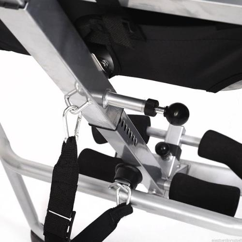 Inversion Table Deluxe Chiropractic Table Back Relief Exercise