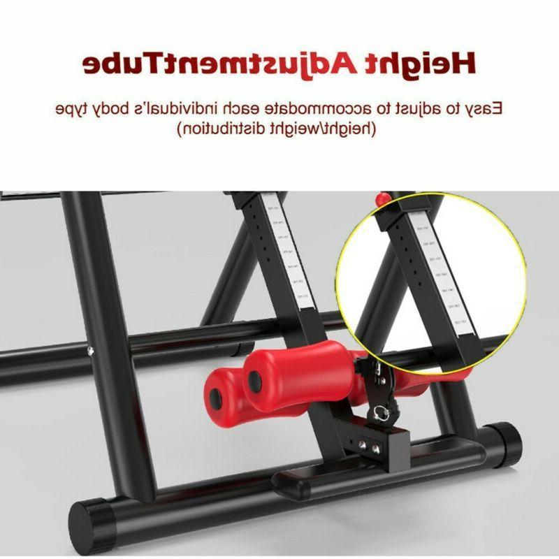 Inversion Fitness Back Heavy Reflexolog🔥PRO🔥
