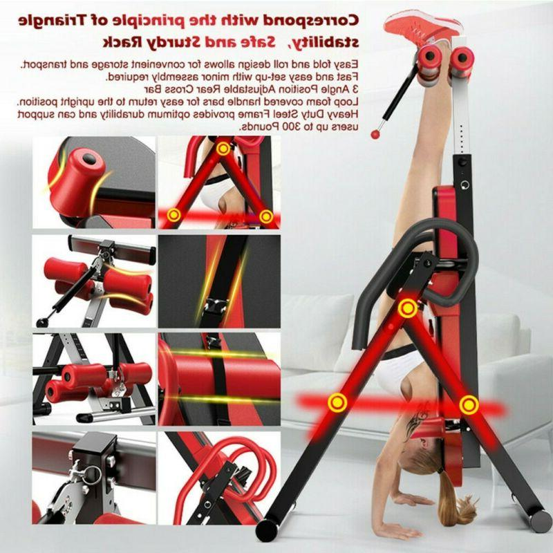 Inversion Table Back Stretcher Reflexolog🔥HOT🔥