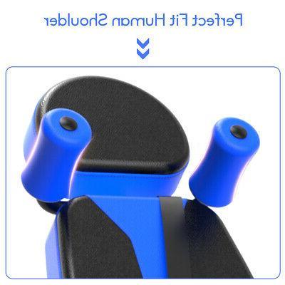 Inversion Fitness Back Stretcher Reflexology Pad