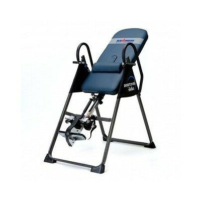 New Inversion Table Therapy Back Relief Ironman Gravity