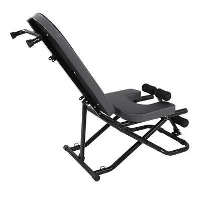 Heavy Duty Inversion Folding For Pain Backrest Fitness