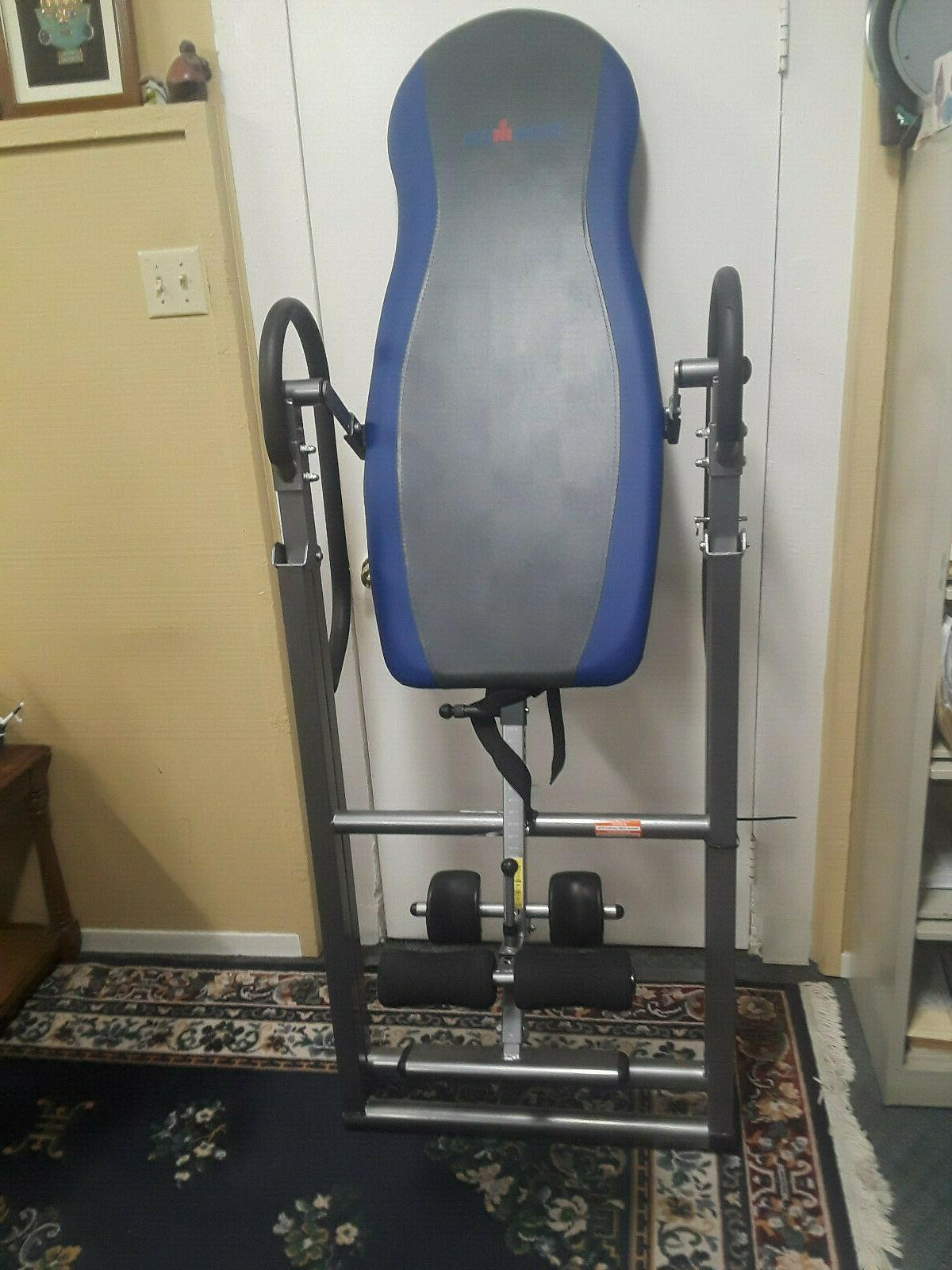 inversion table for back pain relief gravity