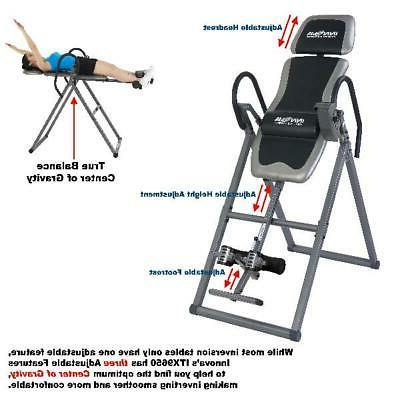 Inversion Table for Therapy, Duty Stretcher, Pain