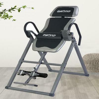Inversion Table Therapy, Stretcher, Pain