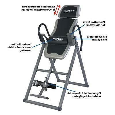Inversion Table Therapy, Duty