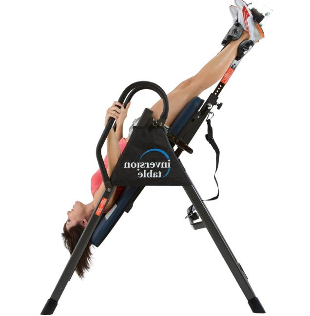 Inversion Tables For Folding Padded Duty