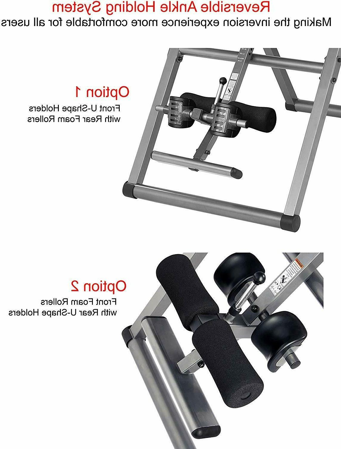 Inversion table 300lb-max Home Exercise Health