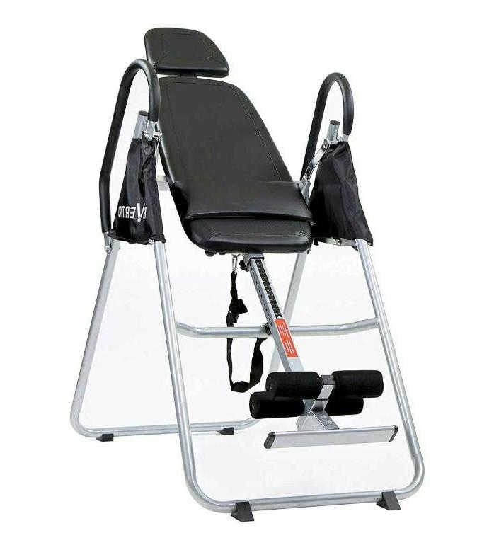 Inversion Table Invertio - Back Stretcher Machine for Pain R