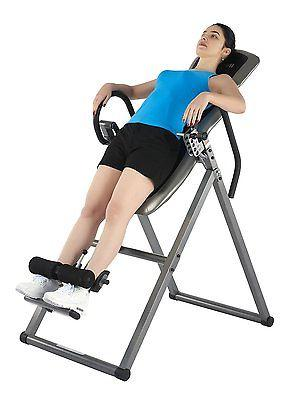 Inversion Relief Stable Back Therapy Gravity Pain Medical