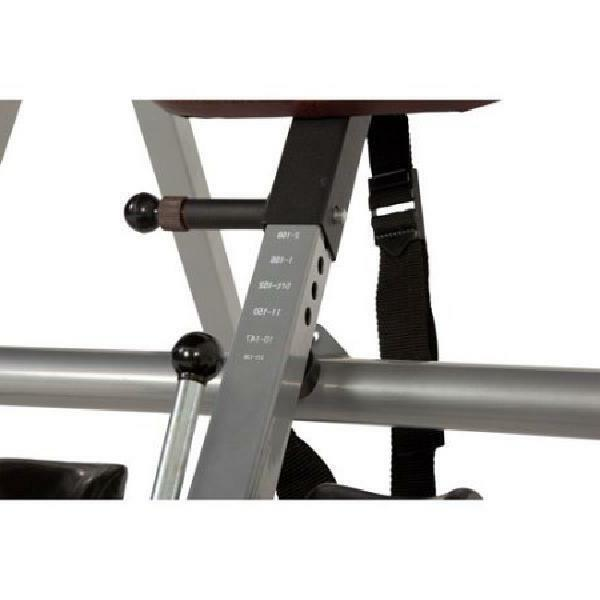 Inversion Table Exerpeutic Overall Fitness Built Home