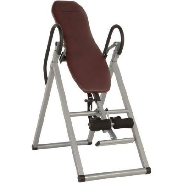 inversion table stretch overall fitness body built