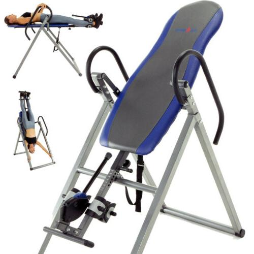 INVERSION TABLE THERAPY Ankle Relief Hanging Up Foldable Fit