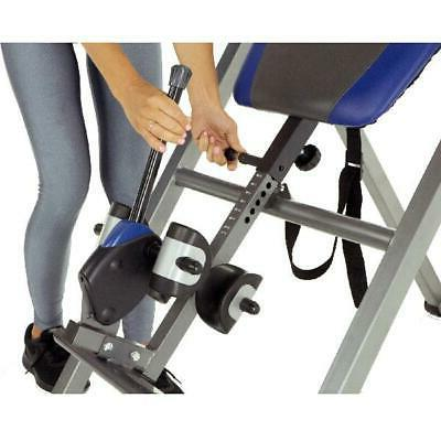 Inversion Table System Back Relief Pain Home IRONMAN