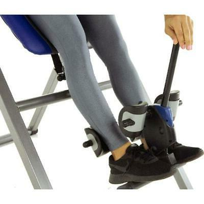 Inversion Table Unique System Ease Back Relief Pain Home