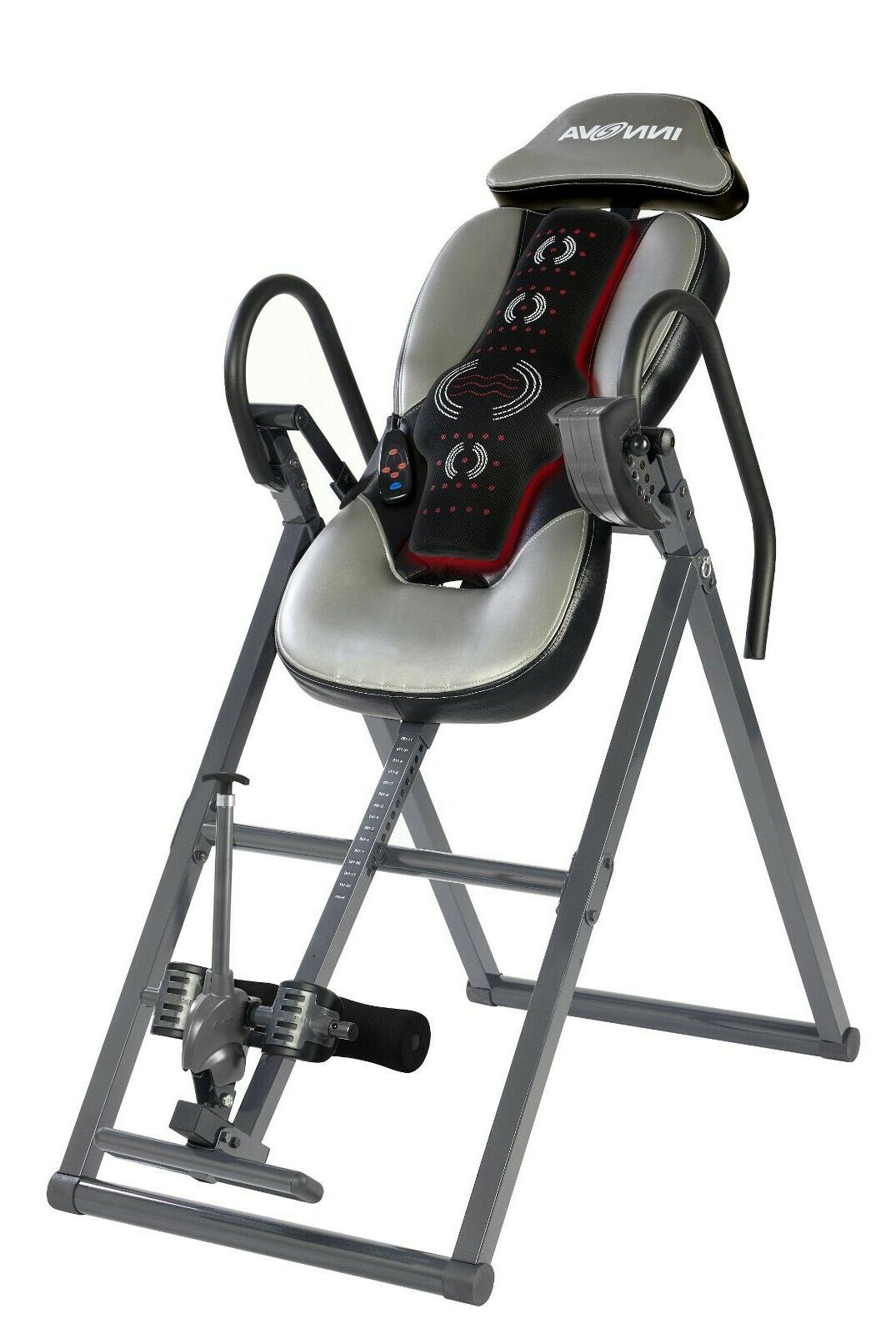 Innova Inversion Table with Advanced Heat & Massage Therapy