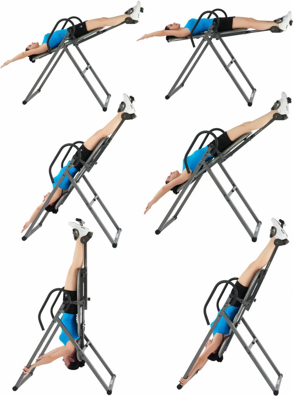 Inversion Tables Back Pain Large Folding