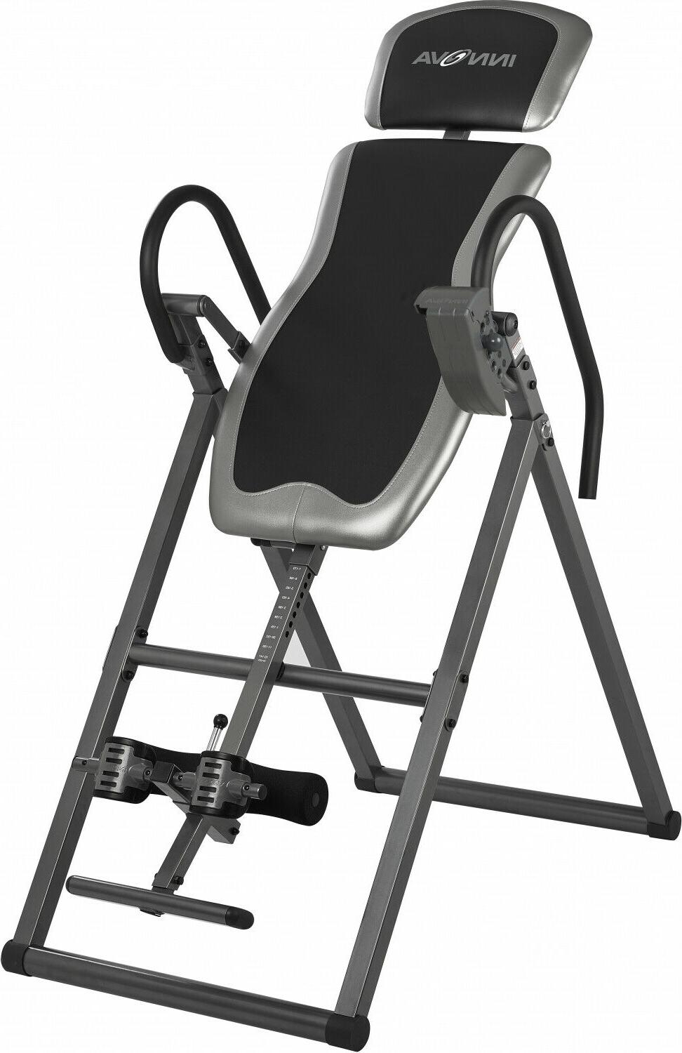 Inversion Tables Back Pain Gravity Therapy Large Heavy