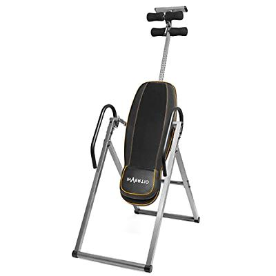 Inversion Therapy Table Pain Stretching 300Lb Capacity New