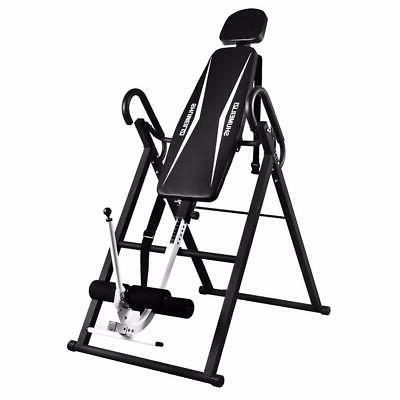 inversion therapy table deluxe exercise fitness equipment