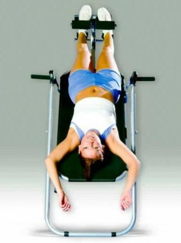 inversion therapy table fitness sport exercise equipment