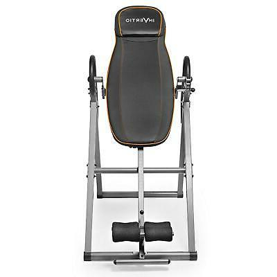 Inversion Table For Back Pain 300 Lb Capacity Locking Inverter Machine