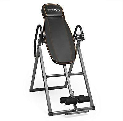 Inversion Therapy Table For Back Pain 300 Lb Capacity Lockin