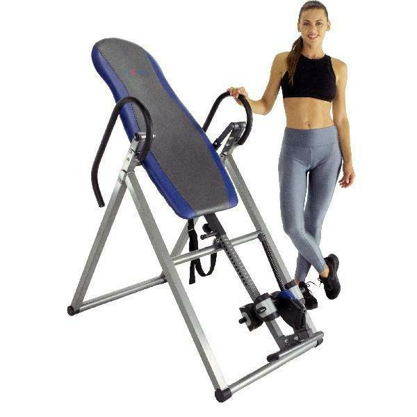 IRONMAN Es 990SL Workout Exercise Inversion Table With Uniqu