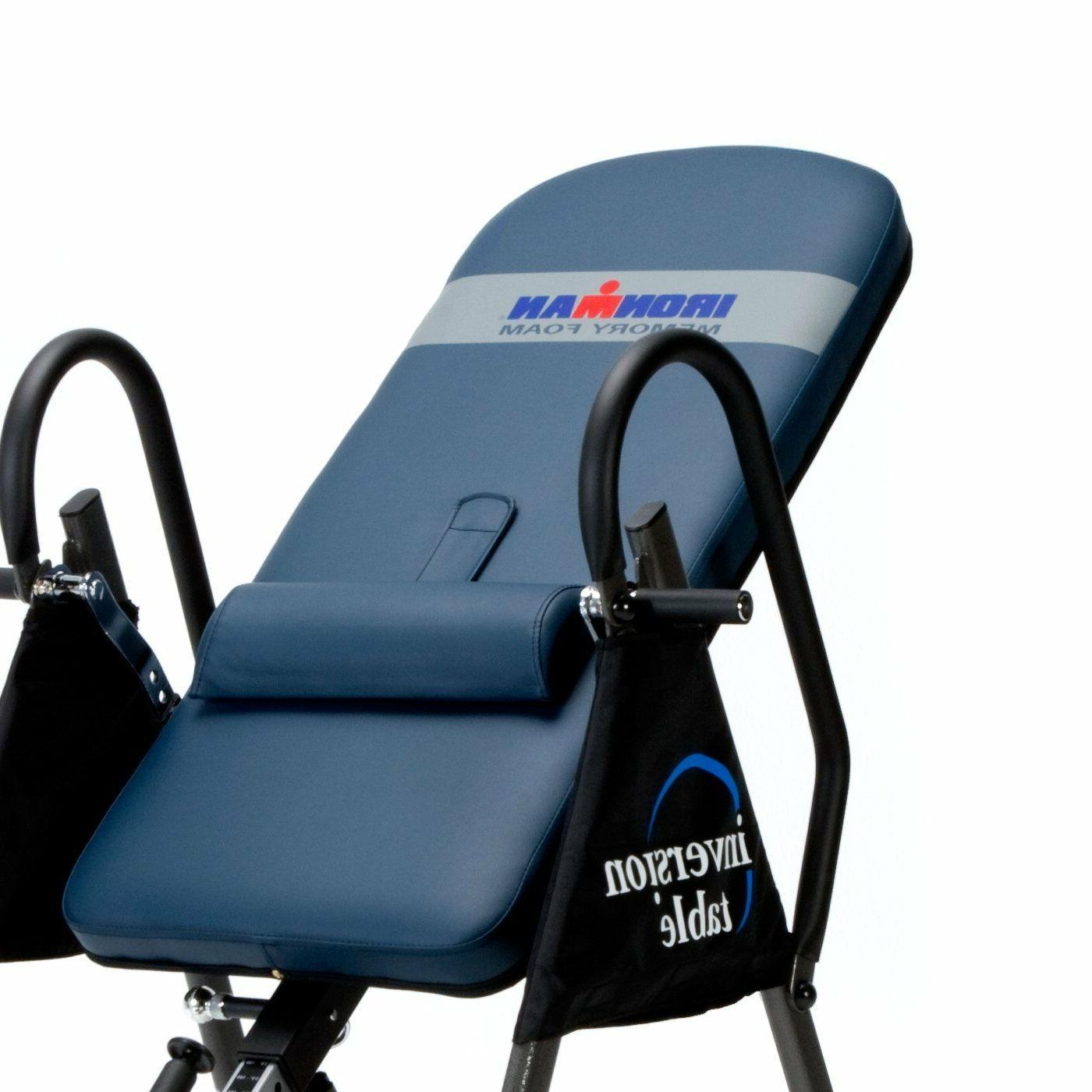 Ironman Gravity 5402 Inversion Fitness Workout Core Relief