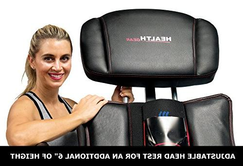 Health ITM7.5 & Massage Table - Heavy up to 400 lbs.
