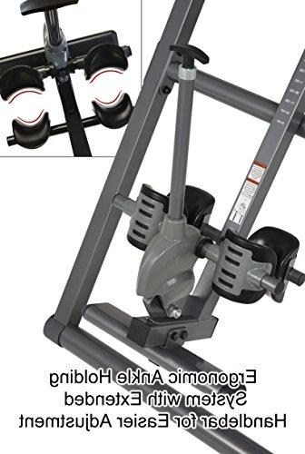 Innova Heavy Deluxe Inversion Table Air