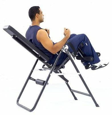 Health Mark Pro Inversion Therapy Chair