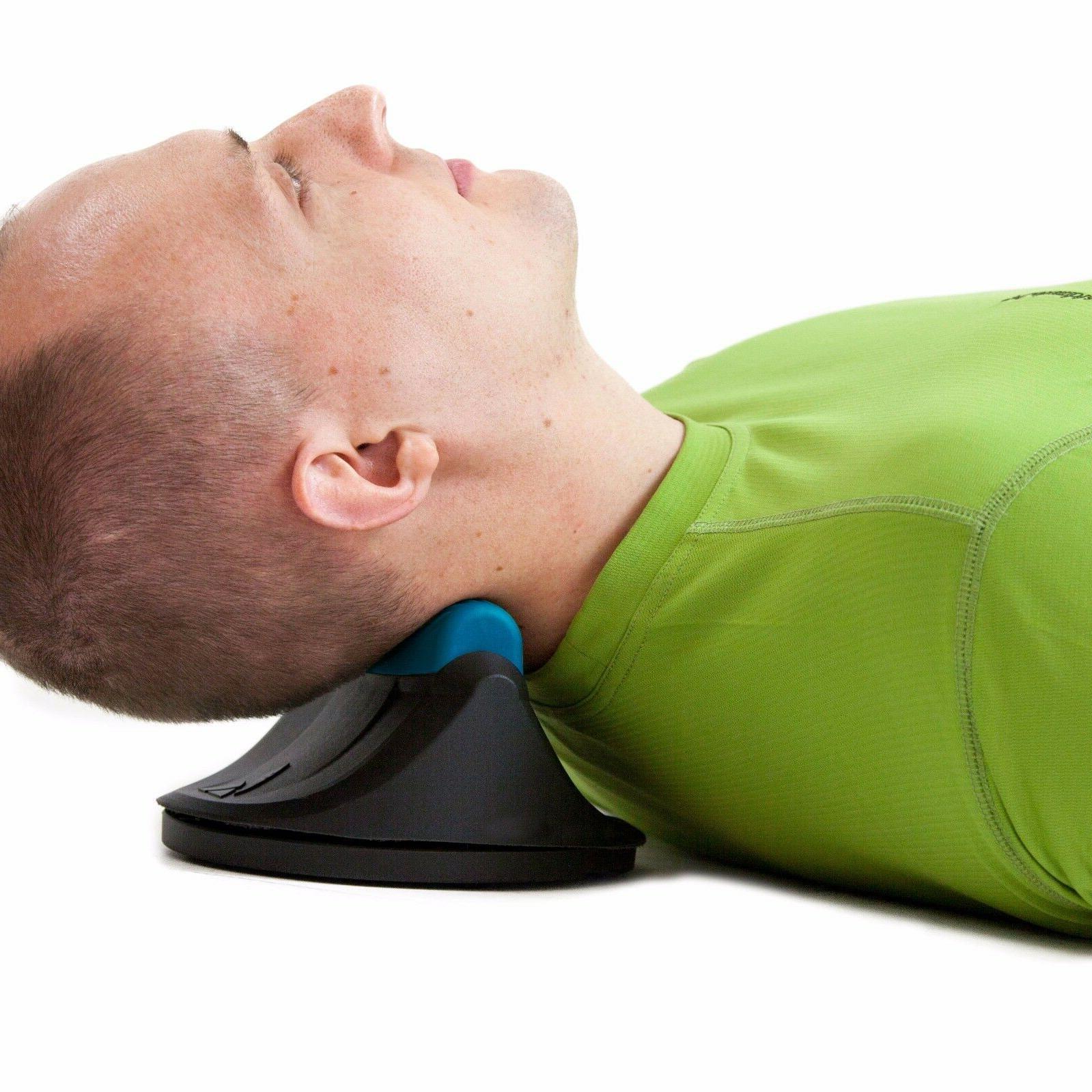 Teeter Neck -Decompress to Tension, & Headache Pain