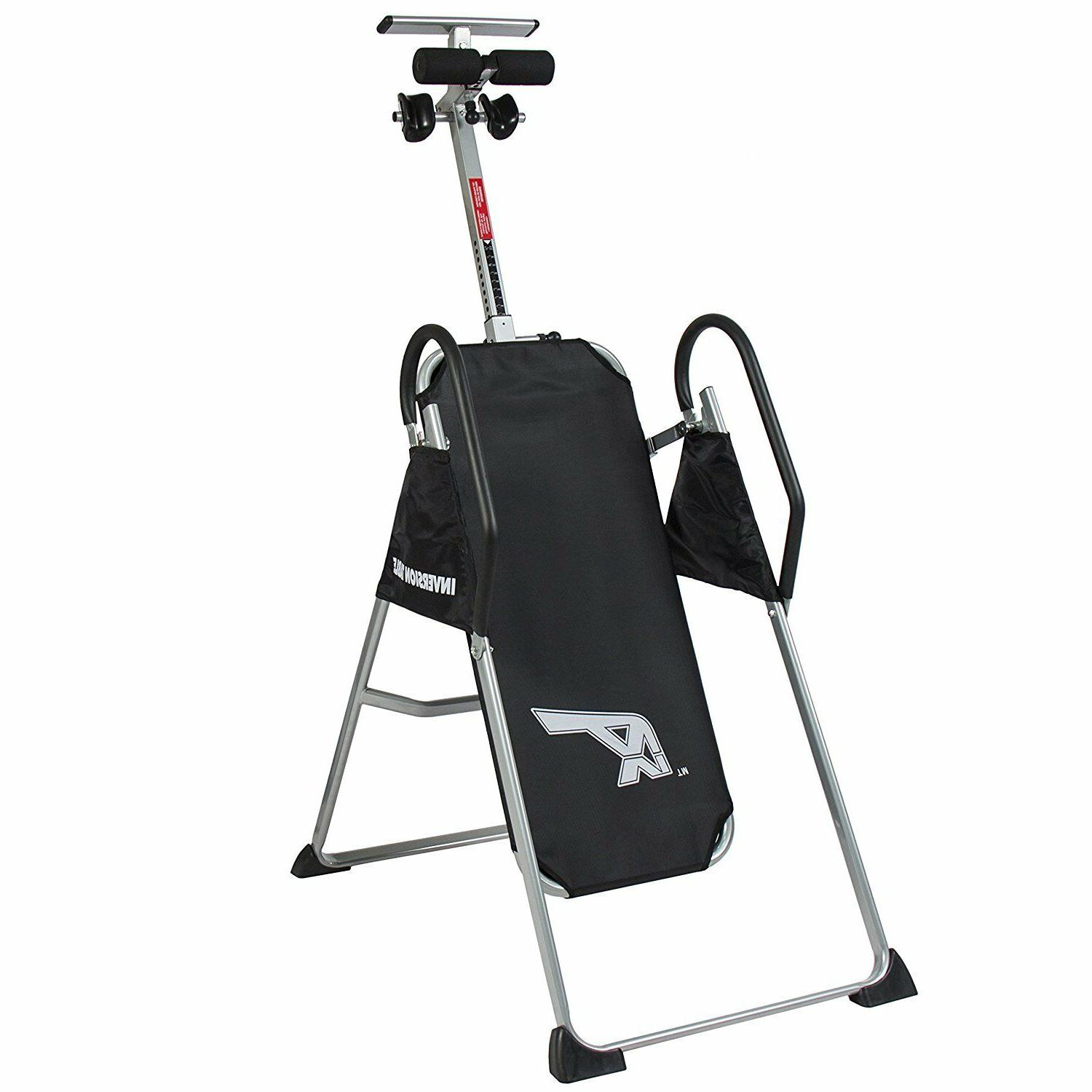 New Inversion Table Back Massage
