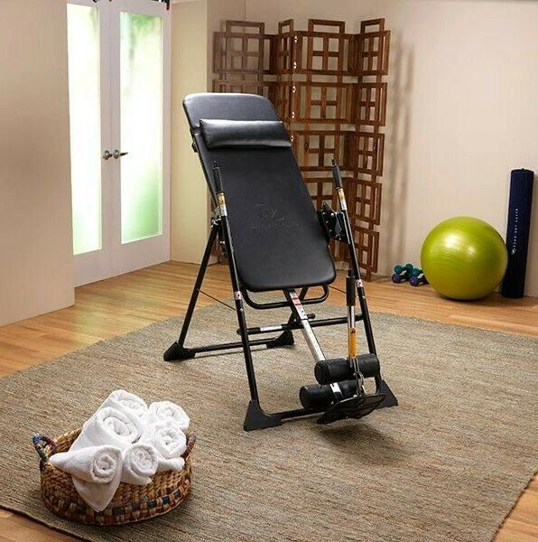 new mastercare back a traction inversion table