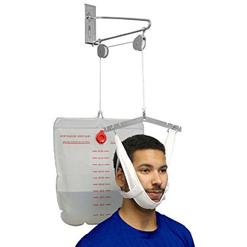 over door cervical traction kit