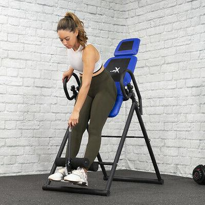 gravity inversion therapy table fitness