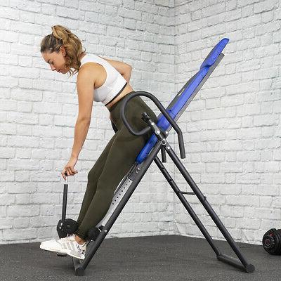 premium inversion table pro fitness chiropractic exercise