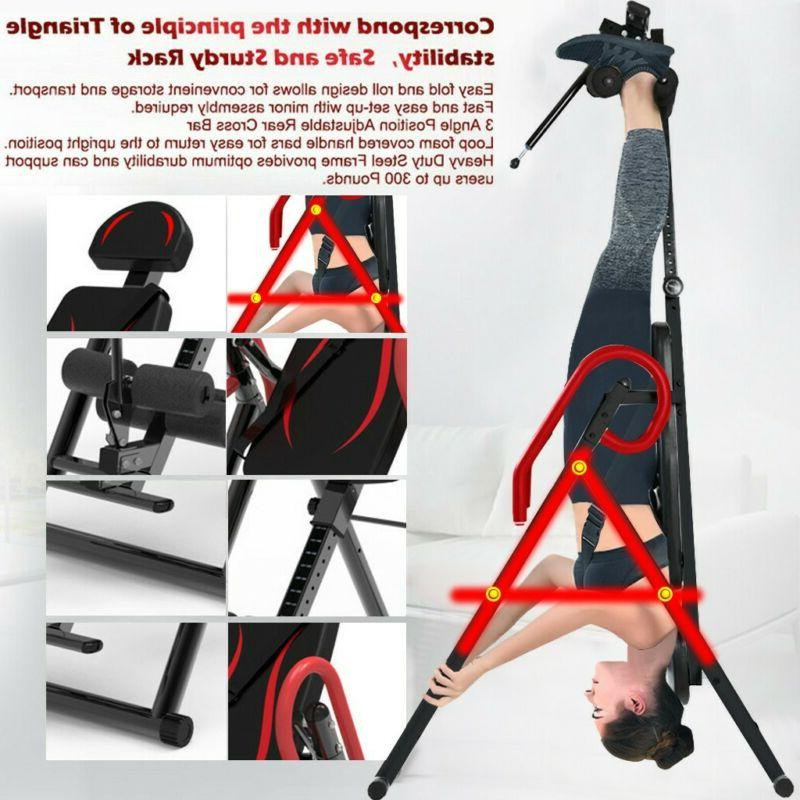 Inversion Table Back Fitness