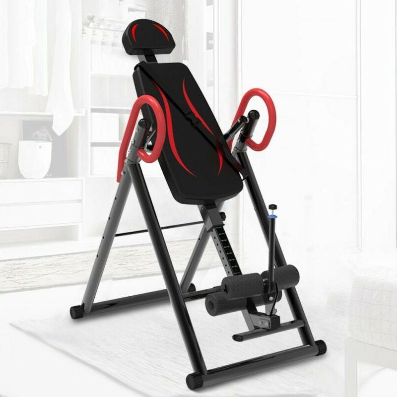 Foldable Inversion Duty Gravity Back Fitness USA