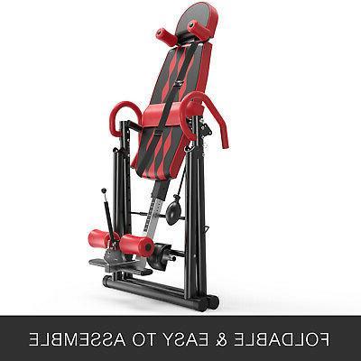 Premium Inversion Fitness Chiropractic Exercise Reflexology