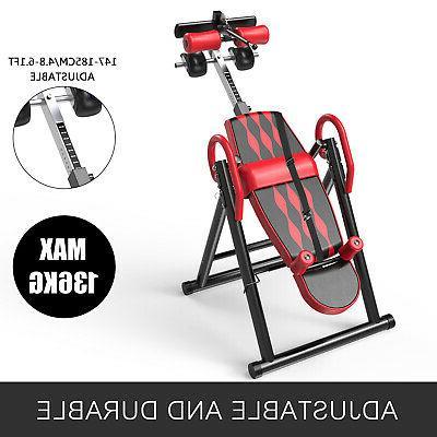 Premium Inversion Table Pro Fitness Chiropractic Reflexology
