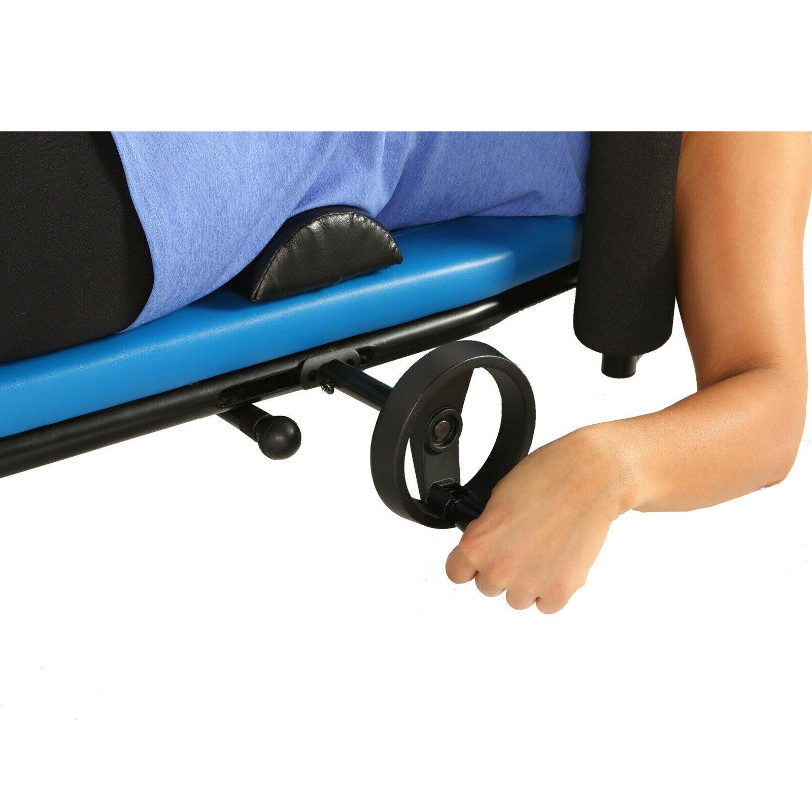 Stretch Traction Table Weight Removable Lumbar Pillow Adjustable