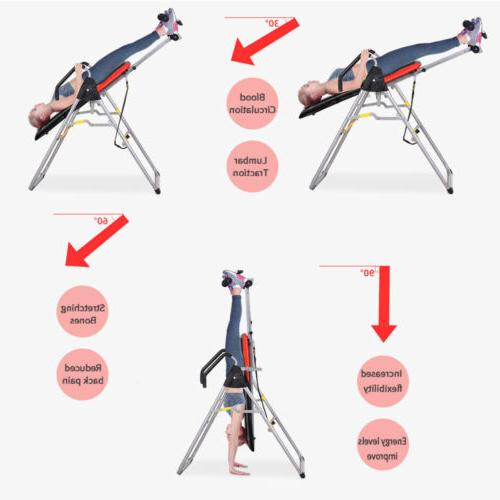 Therapy Machine Adjustable Height for Back Pain Relief