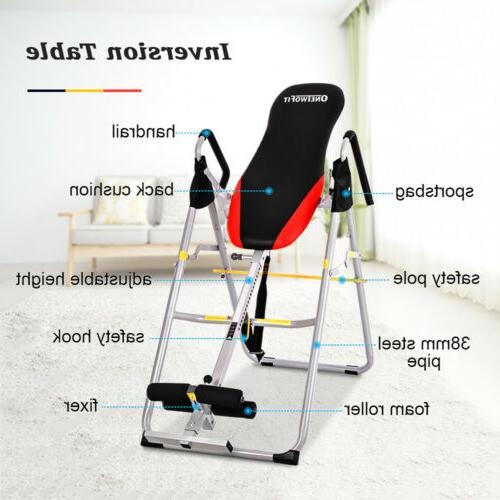 therapy stretching machine with adjustable height