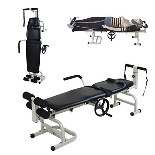 traction bed lumbar stretcher cervical